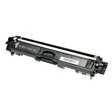 Refurbished Brother TN242-K toner cartridge - black